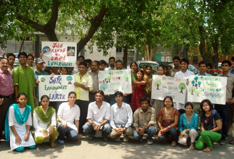 """Video: """"Save our Environment"""" a Environment Protection Campaign of Tara"""